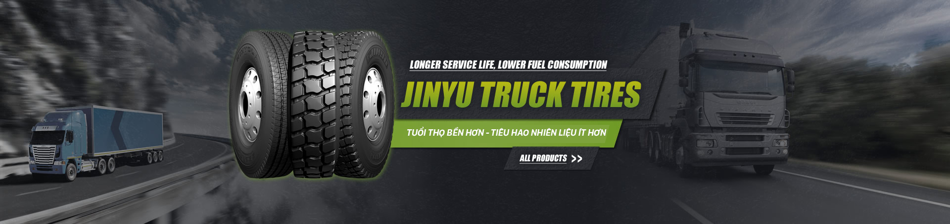 Cover photo jinyu tyres