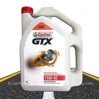 DẦU CASTROL GTX 15W-40