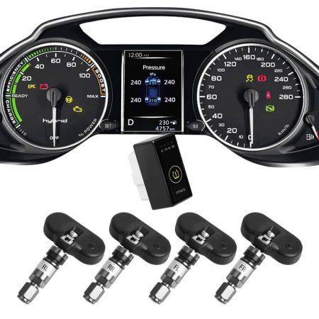Cảm biến áp suất lốp theo xe Huyndai Accent - iCar i14