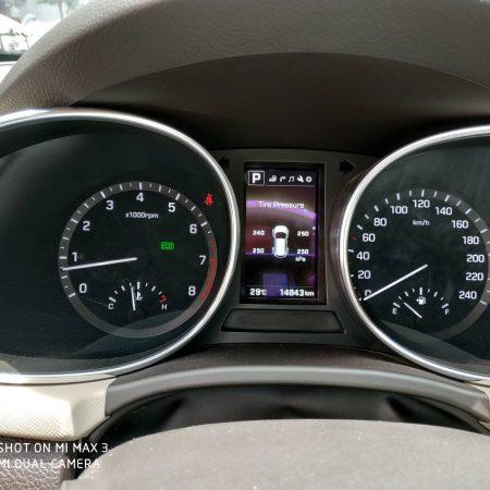 Cảm biến áp suất lốp theo xe santafe 2016-2018 - iCar i16