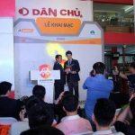 Bselect Dân Chủ cùng 'Bridgestone lăn bánh an toàn' tiến ra Hà Nội